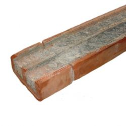 Ploegsteert Stalton latei B19xH6xL240cm