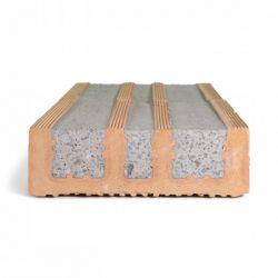 Ploegsteert Stalton balk B19xH6xL450cm