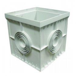 Inspectieput PVC 40x40