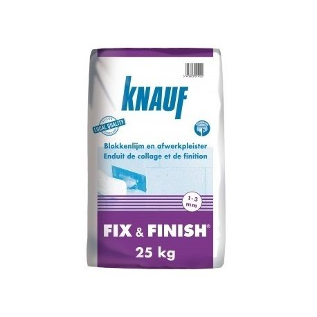 Knauf Fix&Finish 25KG