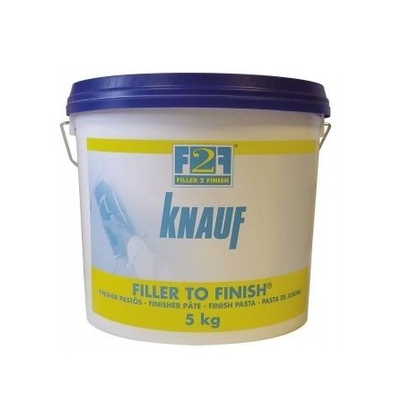 Knauf filler to finish 5 KG