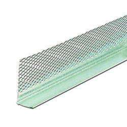 Stopprofiel voor gipsplaten PLASTO MICRO 3,05m