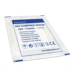 Detectaplast non-woven kompres 5x5cm