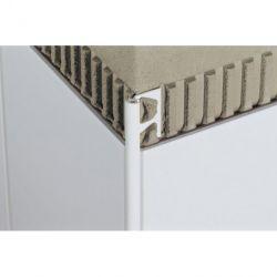 Schluter RONDEC-AC 2,5m 11mm mat wit
