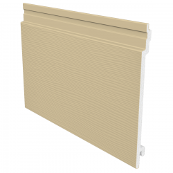 FAZA click&fix gevelplaat 2,4m CAPPUCCINO (pak 6 stuks - 2,62m²)