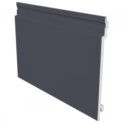 FAZA click&fix gevelplaat 2,4m ANTRACIET (pak 6 stuks - 2,62m²)