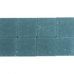 Klinker ongetrommeld 20x20 arduinblauw (pallet 12,48m²)