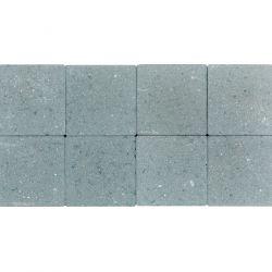 Klinker ongetrommeld zonder velling 20x20 grijs (pallet 12,48m²)