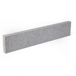 Diorite Dark boordsteen 100x20x5cm (per stuk)
