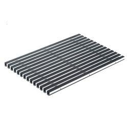 ACO CleanBox vloermat rubberstroken 75x50cm