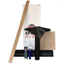 EPDM in a BOX - 18,30m²