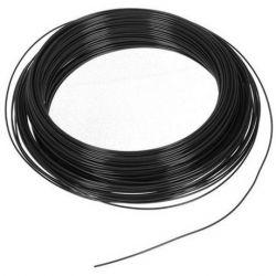 Binddraad 1.6mmx100m zwart