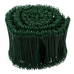 Bindlussen 20cm (100 stuks) groen