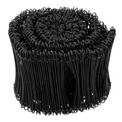 Bindlussen 20cm (100 stuks) zwart