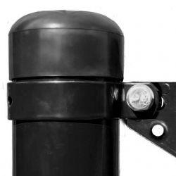 Beugel diam.76mm zwart