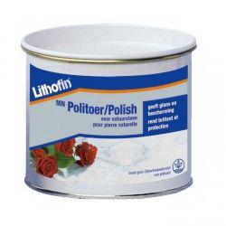 Lithofin MN Politoer Polish Crème 500ml