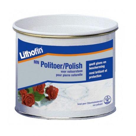 Lithofin MN Polish Crème 500ml