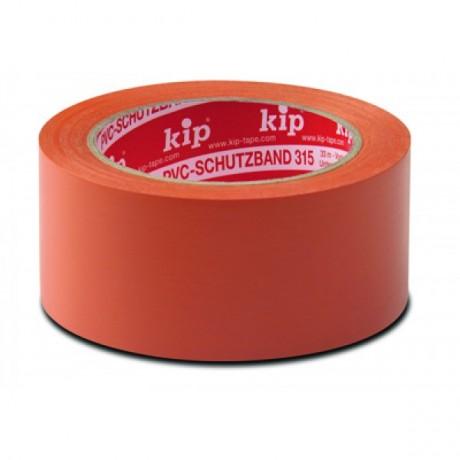 Kip 315-65 stucatape PVC oranje 50mmx33m