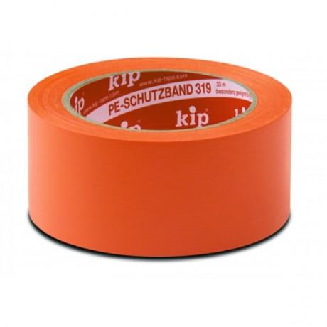 Kip 319-65 stucatape PE oranje 50mmx33m