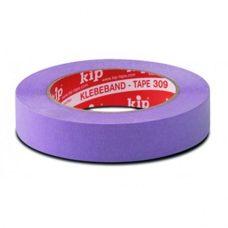 Kip 309-24 masking tape paars 24mmx55m