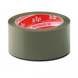 Kip 339-70 tape PP bruin 50mmx66m