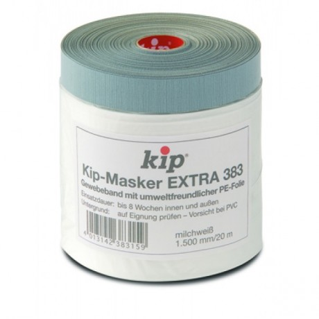 Kip 383-21 folie + kleefband 210cmx20m