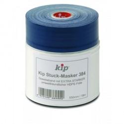 Kip 384-16 folie + kleefband 160cmx18m