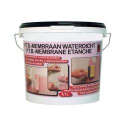 PTB membraan waterdicht 4,7 liter