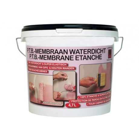 PTB membraan waterdicht 4.7 L