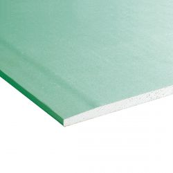 Gipsplaat groen 2600x1200x12.5mm ABA