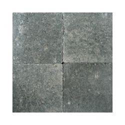 Klinkers in-line 15x15 grijszwart (per stuk)
