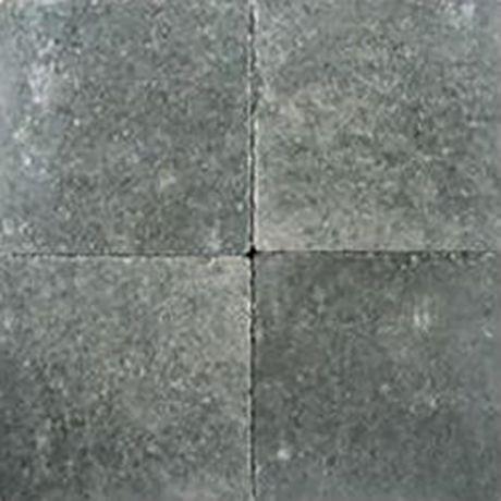Klinkers in-line 20x20 grijszwart (11,52m²)