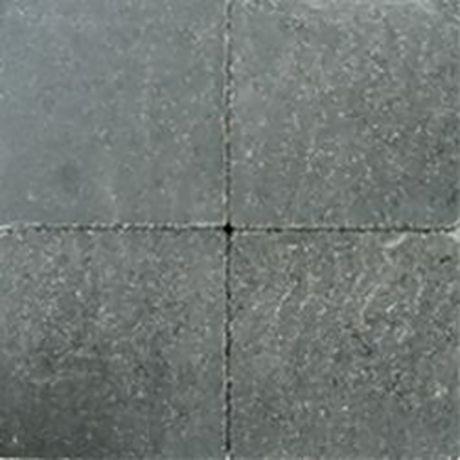 Klinkers in-line 20x20 zwart (11,52m²)