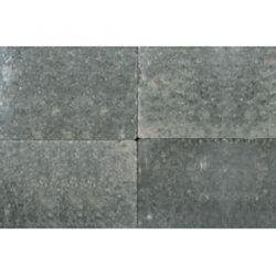 Klinkers in-line 30x20 grijszwart (pallet 12,96m²)