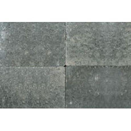 Klinkers in-line 30x20 grijszwart (12,96m²)
