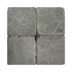Klinkers getrommeld 15x15 grijs (per stuk)