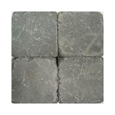 Klinkers getrommeld 15x15 grijs