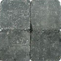 Klinkers getrommeld 20x20 zwart (pallet 12,8m²)