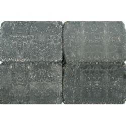 Klinkers getrommeld 30x20 zwart (pallet 10,8m²)