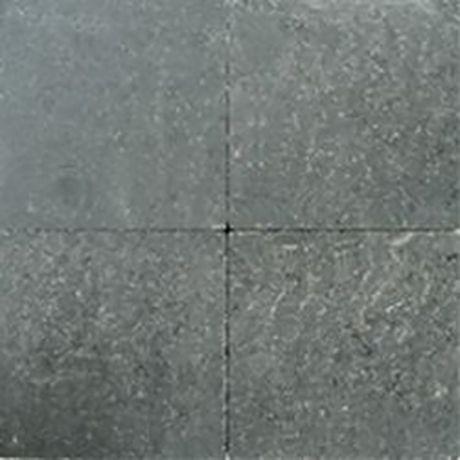 Klinkers ongetrommeld 20x20 zwart (10,08m²)