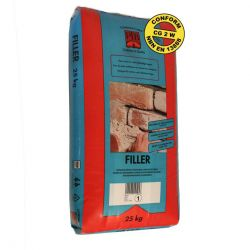 PTB Filler 25KG nr3 lichtgrijs