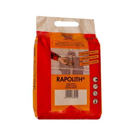 PTB Rapolith snelcement 5KG