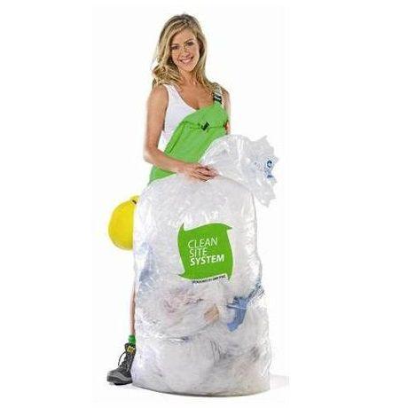 VAL-I-PACK  Clean Site afvalzakken - 5 zakken