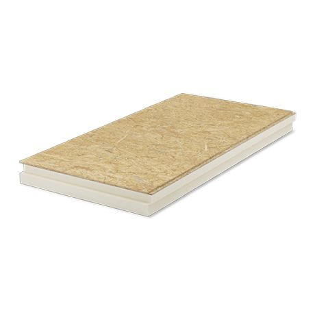 RenoTHERM 10cm/Rd4.5 + OSB plaat 12mm (1,44m²)