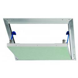 Inspectieluik AluPlana 500x500 - 12.5mm