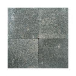 Klinkers ongetrommeld 15x15 grijszwart (pallet 12,96m²)