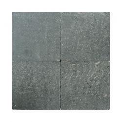 Klinkers ongetrommeld 15x15 zwart (pallet 12,96m²)