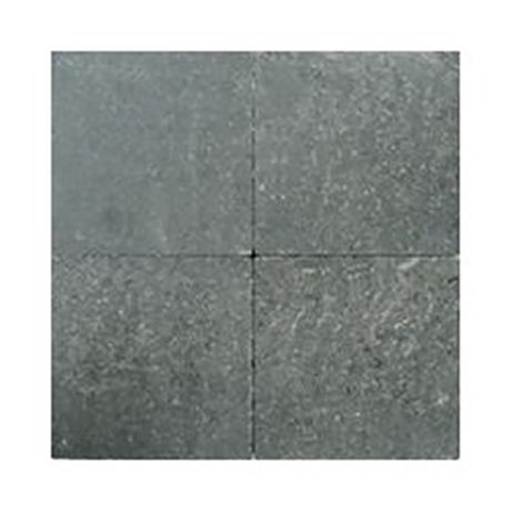 Klinkers ongetrommeld 15x15 zwart (10,08m²)