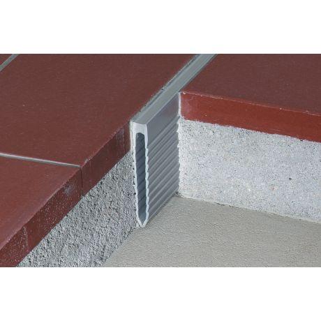 Schluter DILEX-MOP 2,5m 35mm grijs