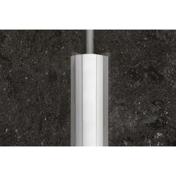 Schluter ECK-KHK 2,5m 15mm staal